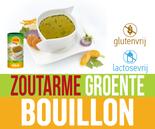 Groentebouillon-ZOUTARM