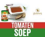 Tomatensaus--soep