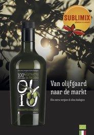 OLIO Italiaanse olijfolie 250ml en 500ml
