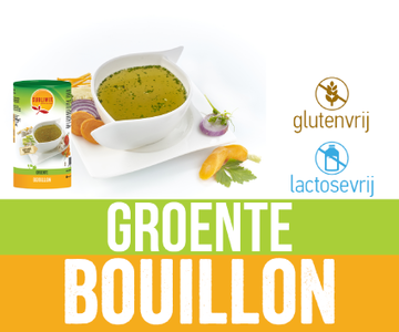 Sublimix groentebouillon 230/ 540/ 800 gram