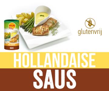 Hollandaise saus 215 gram