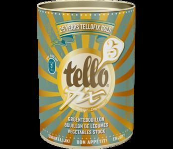 Tellofix Gold 900 gram + 100 gram gratis Jubileum editie Vintage