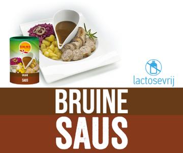 Bruine saus 300/ 470 gram